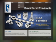 Rockford Products Website Development