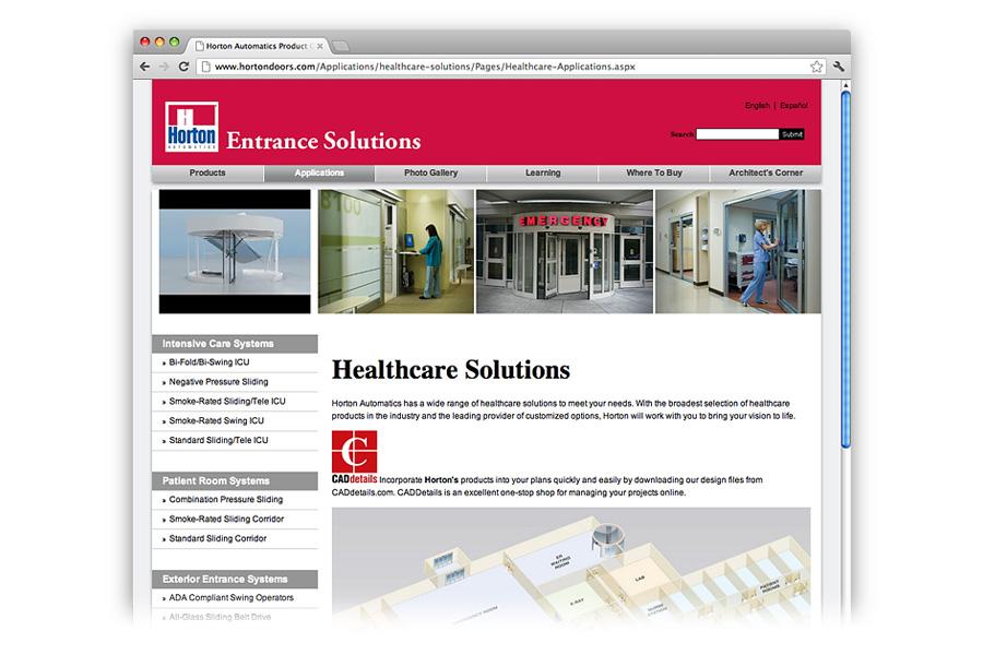 Horton Automatics New Website Launch Heinzeroth