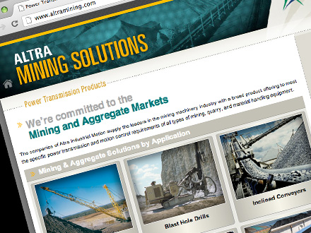 Altra Industrial Motion Market-Specific Brochures and Websites
