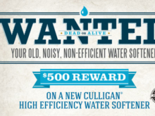 """Culligan's """"Wanted Dead or Alive"""" Promotion"""